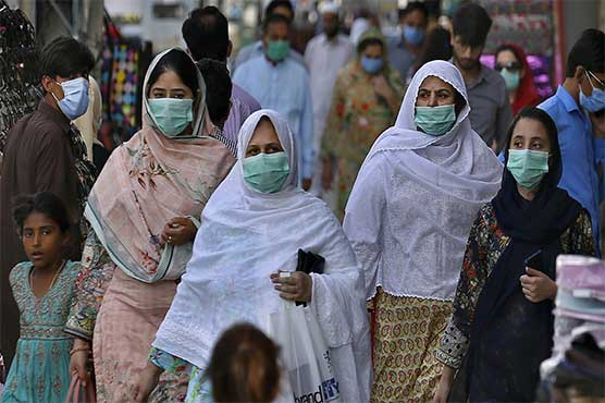 Pakistan reports 1,531 COVID-19 cases, lowest in over 2 months