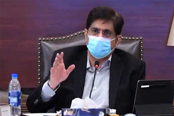 Cyclone Tauktae: CM Sindh orders removal of billboards, cleaning of drains in Karachi