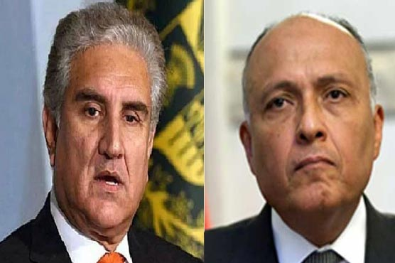 Pakistan, Egypt agree to give highest priority to de-escalating situation in Palestine