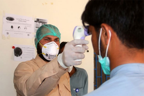 Pakistan reports 2,379 coronavirus cases, 76 deaths in 24 hours