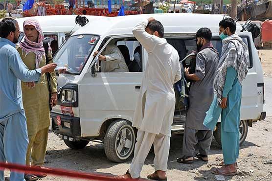 Inter-provincial, inter-city transport resumes in Pakistan