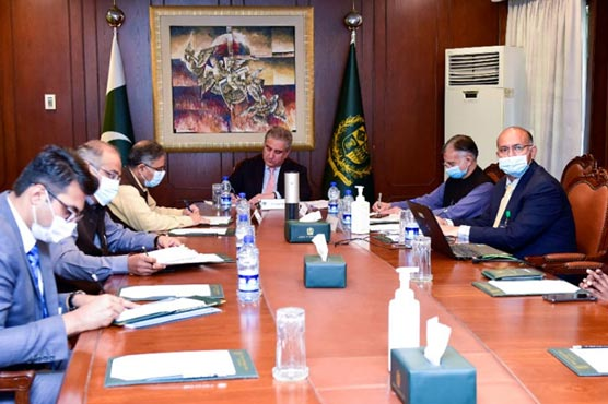 FM reaffirms Pakistan's unflinching solidarity with oppressed Palestinians
