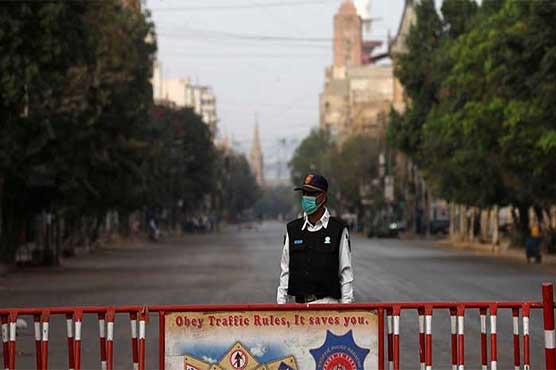 Smart lockdown imposed in three towns of Karachi's district Central