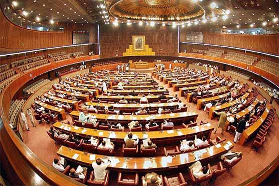 PML-N submits resolution in NA against Israeli brutalities in Palestine
