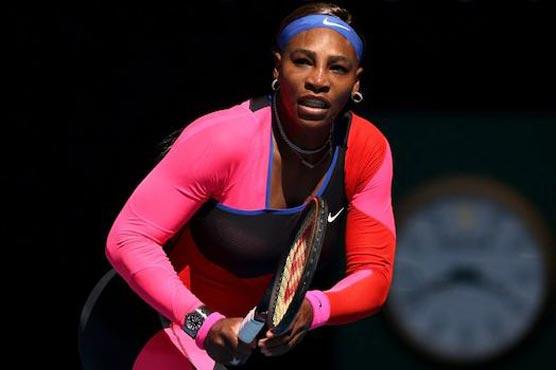 Serena sails past teenager Pigato in Parma WTA
