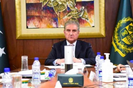 Qureshi expresses disappointment over US blocking joint Security Council declaration