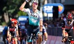 Sagan sprints to Giro stage win as Bernal retains overall lead