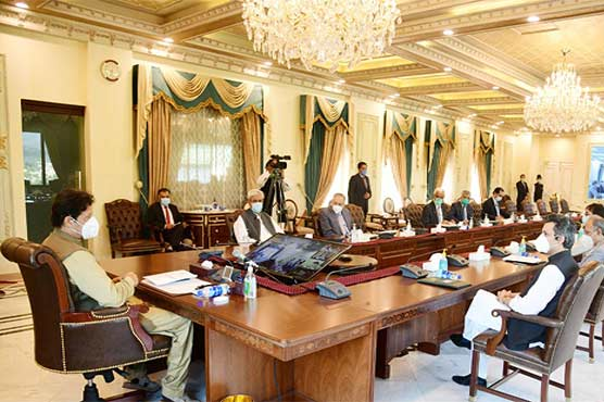 Cabinet gives nod to send aid to Palestine