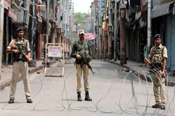 Indian troops martyr two youth in IIOJ&K
