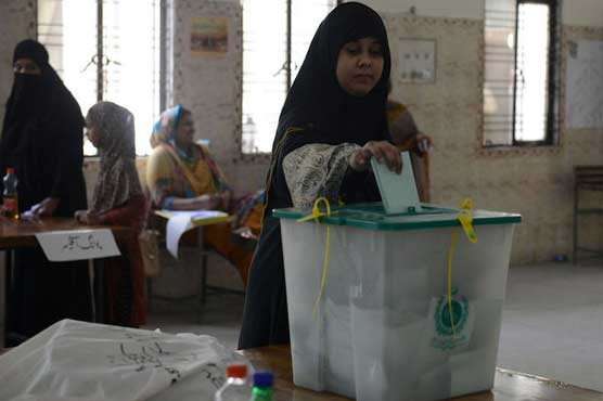 All set to hold by-polls in PS-70 on Thursday