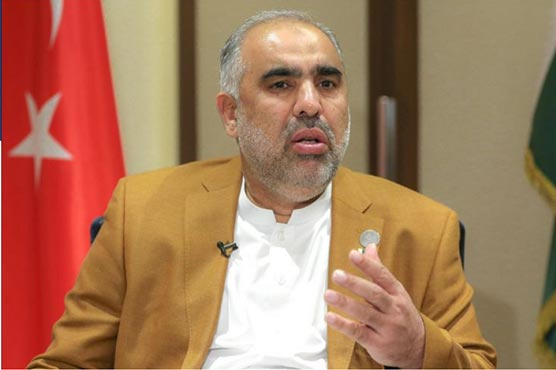 Barbarity against Palestinians must be halted immediately: Qaiser