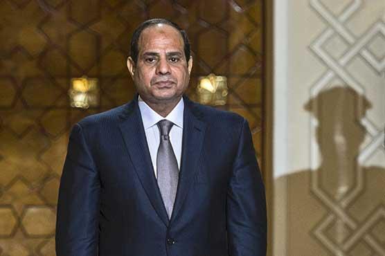 Egypt pledges $500 mn to rebuild Gaza, sends medical aid