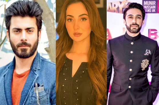Pakistani celebs express solidarity with Palestinians