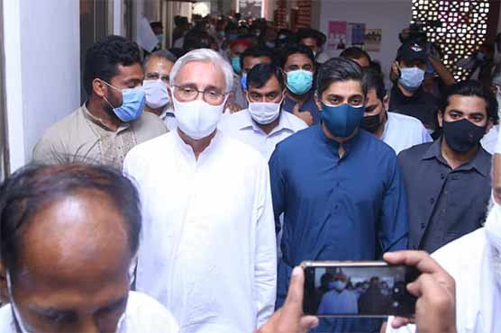 Interim bails of Jahangir Tareen, Ali Tareen extended till May 31