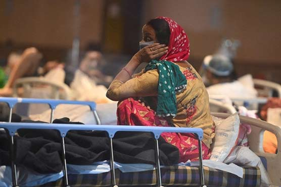 India reports record 4,529 daily Covid-19 deaths