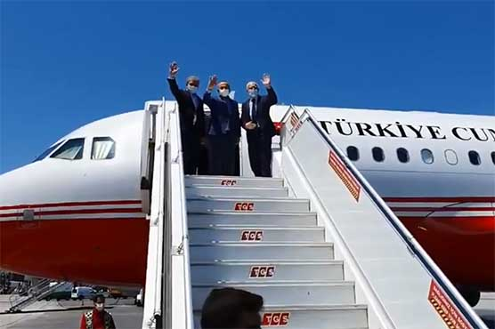 Pakistani, Palestinian, Turkish & Sudanese FMs leave for US to highlight Israeli aggression at UN