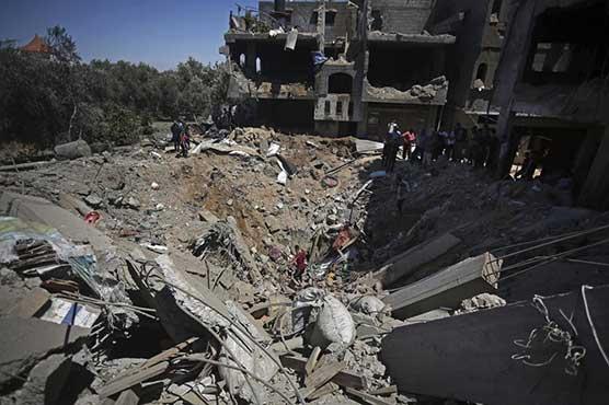 227 Palestinians martyred, Israeli PM defies calls for de-escalation