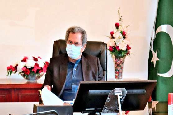 NCOC allows holding of professional exams: Shafqat Mahmood