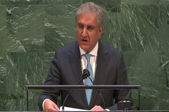 UN: Pakistan demands deployment of international force to protect Palestinians
