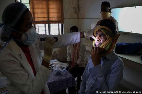 Deadly fungus stalks India's Covid wards