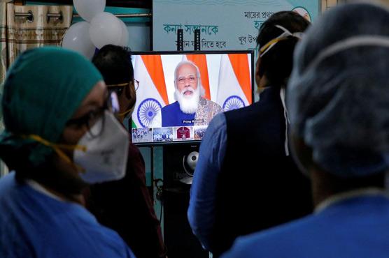 Will India's Covid catastrophe hurt Modi?