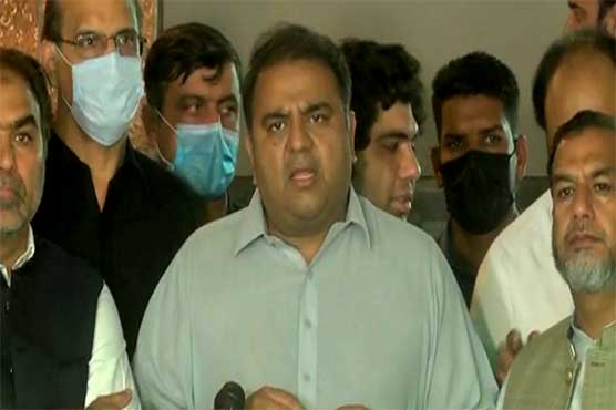 PTI stands united under leadership of Imran Khan: Fawad Chaudhry