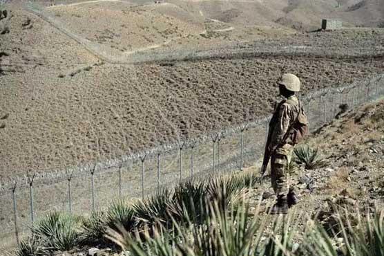 Pakistan army soldier martyred in Afghan cross border firing: ISPR