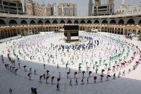 Saudi Arabia allows overseas pilgrims to perform Hajj this year