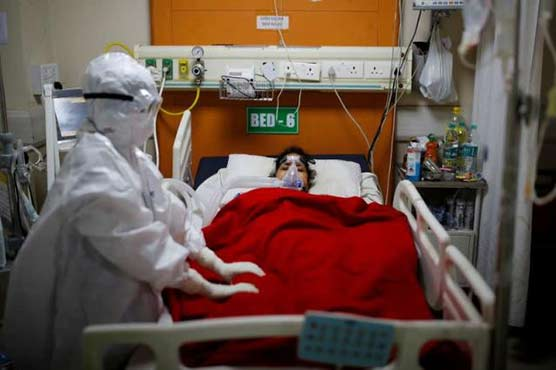 India reports daily rise in coronavirus cases of 240,842