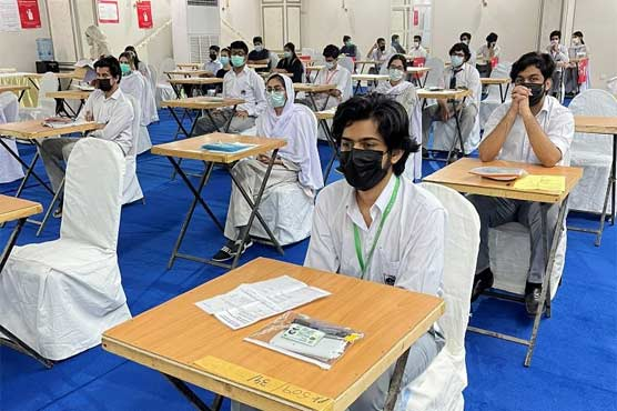 Exams of all classes to be held under COVID-19 SOPs: Shafqat Mehmood
