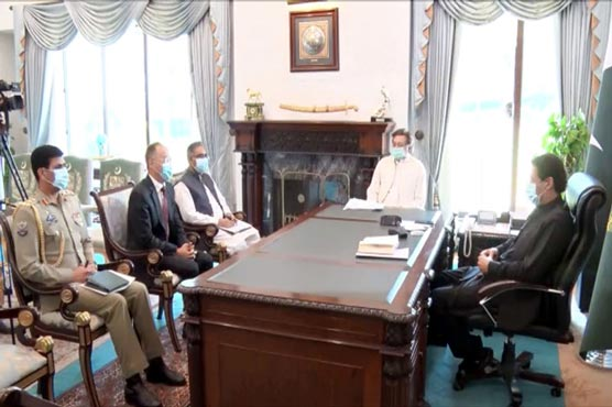 PM reaffirms commitment to expeditiously complete CPEC projects