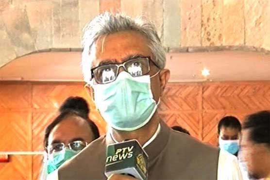 Govt approved vaccines completely safe: Faisal Sultan