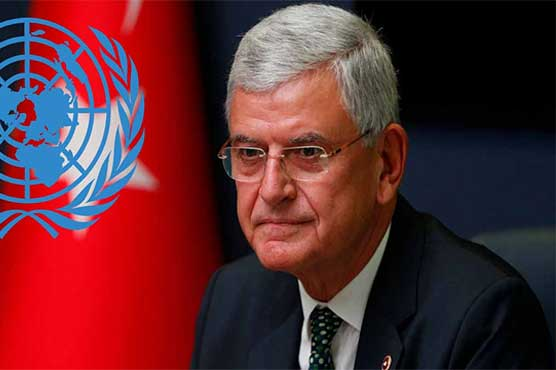 UNGA President lauds Pakistan's role in Afghan peace process