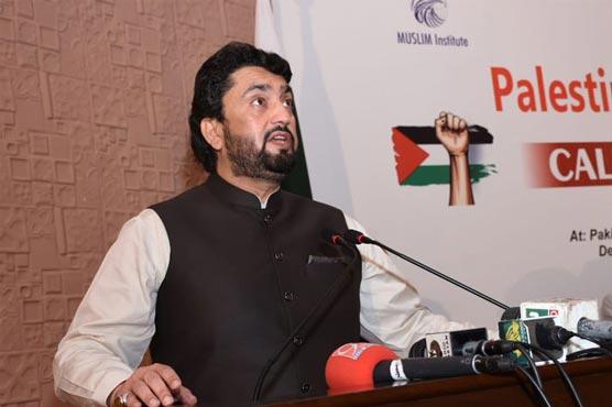 Pakistan stands with oppressed Kashmiris, Palestinians: Shehryar
