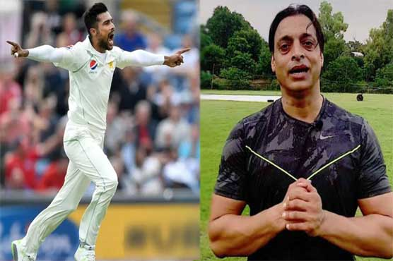 Shoaib advises Amir to come out of shadows of Mickey Arthur