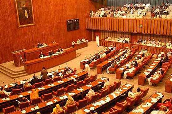 Senate passes CPEC authority bill despite opposition's protest