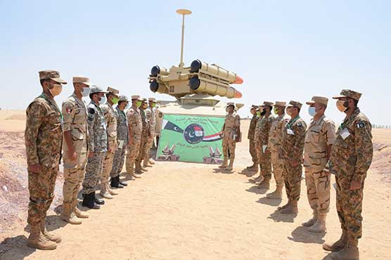 Pak-Egypt commence first joint air defence exercise