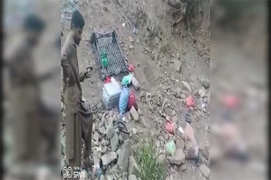 Eight killed as van plunges into ravine near Kohala
