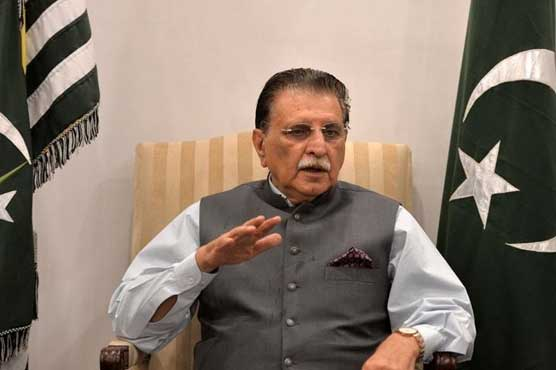 Postponing elections not within the domain of NCOC: AJK PM