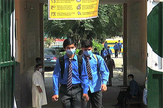 Classes of grade 10th and 12th in Islamabad, Punjab commence