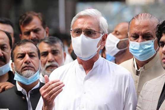 Jahangir Tareen demands to provide justice instead of doing politics