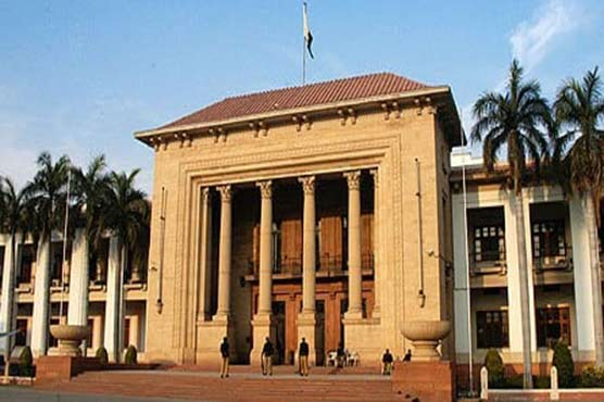Opposition stages protest in Punjab Assembly against increase in petrol prices