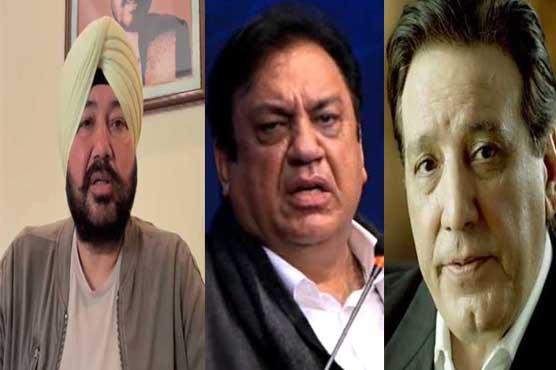Showbiz fraternity condoles Umer Sharif's death