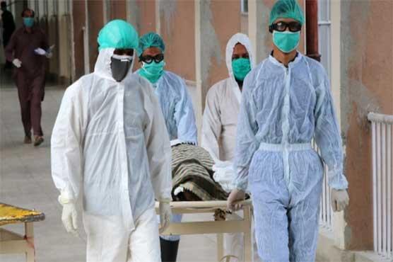 Pakistan reports 1,308 coronavirus cases, 54 deaths in 24 hours