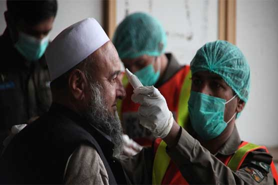 Pakistan reports 1,212 COVID-19 cases, lowest in three months