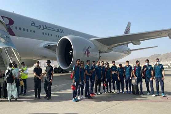 Qatar flies Afghan cricket team to Doha for training