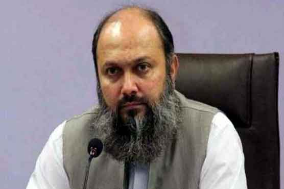 Estranged BAP members submits no-trust motion against CM Balochistan Jam Kamal