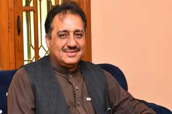 Balochistan governor in Islamabad to consult PM on no-trust motion against CM