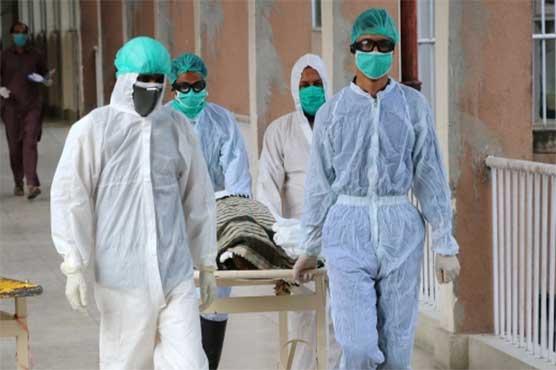 Pakistan reports 1,021 coronavirus cases, 21 deaths in 24 hours