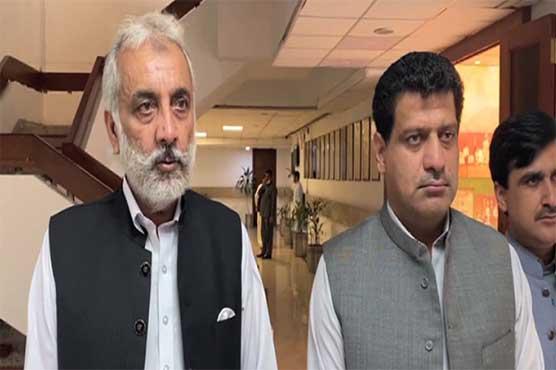 BAP spokesman Abdul Rehman Khetran alleges CM Jam Kamal of horse trading